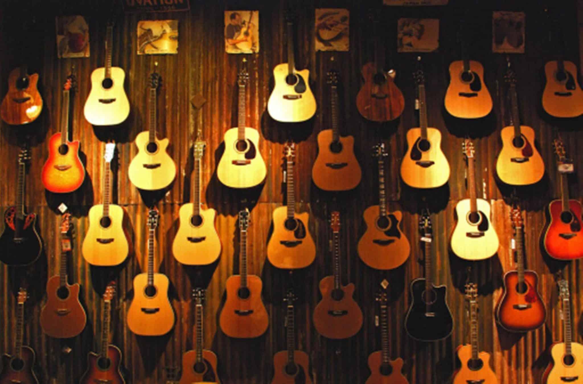 best acoustic electric guitars 2018