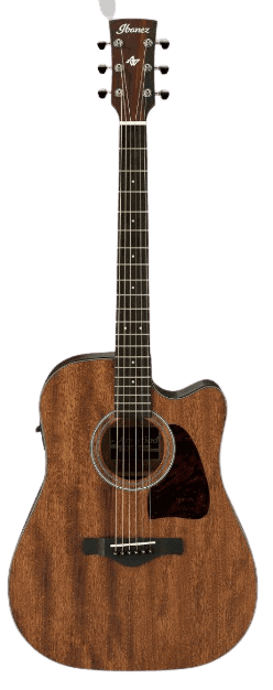 Ibanez AW54CEOPN Review