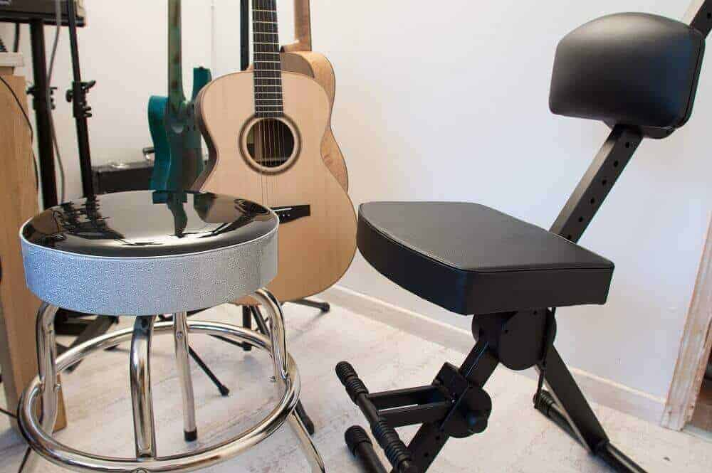 best chair for guitar players