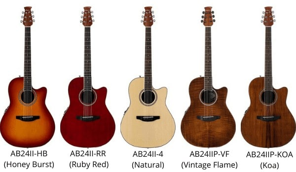 Variation of Applause Guitar