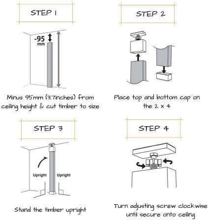 Steps-for-wall-shelves