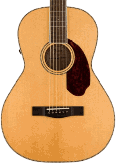 Acoustic Guitar Sizes- Parlor