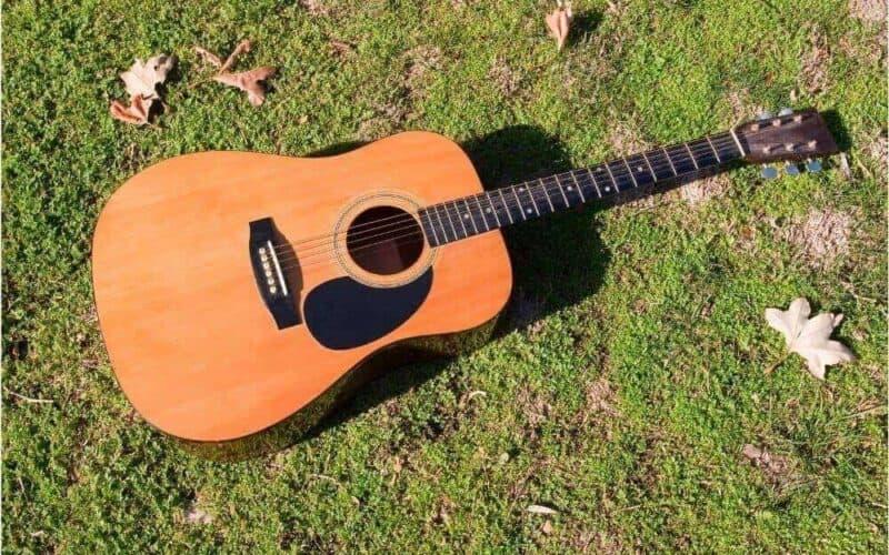 make acoustic guitar louder