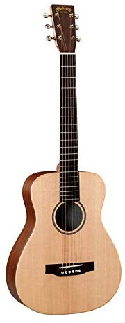 Martin LX1 Guitar: Best for 9 year old