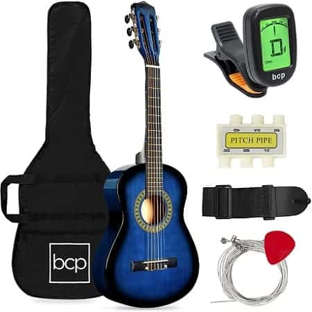 Best Choice Product Nylon Strings: 30 inch Kids Guitar