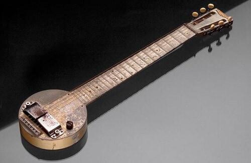 guitar information