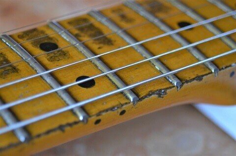 how to fix fret sprout