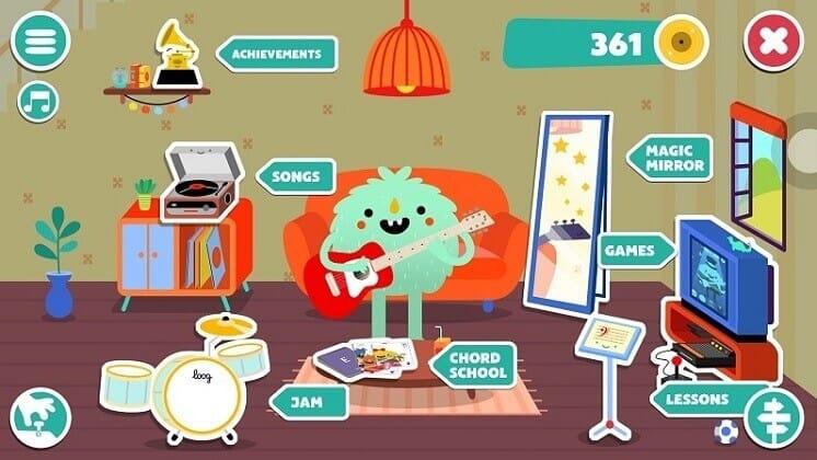 Loog Guitar App & Digital Songbook