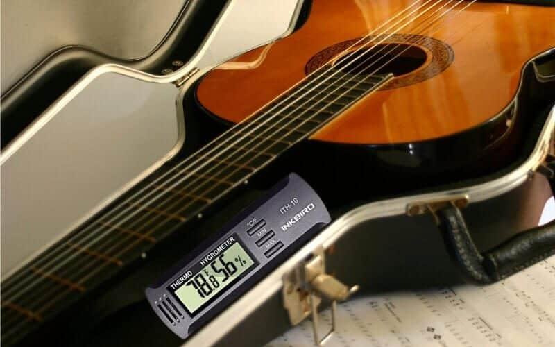 best hygrometer for guitar